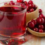 Польза и вред клюквенного сока для организма женщины