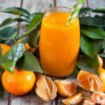 Польза и вред свежевыжатого мандаринового сока для организма человека
