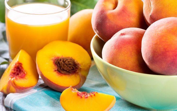 сок персиков польза и вред