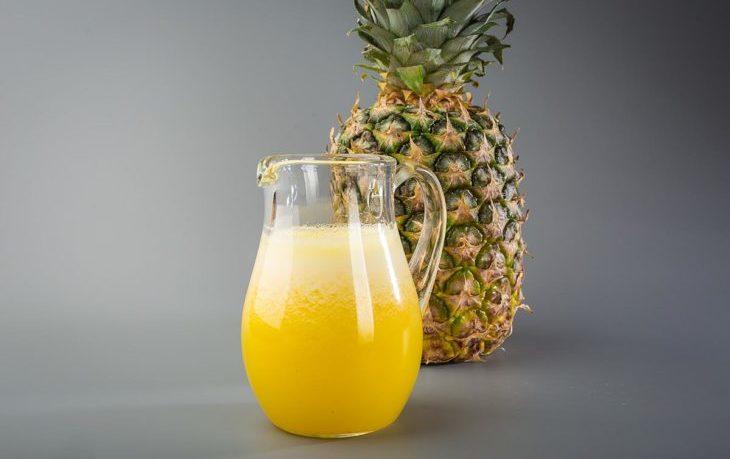 сок ананаса польза и вред