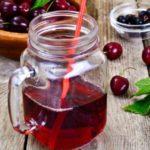 Польза и вред вишневого сока для здоровья организма человека