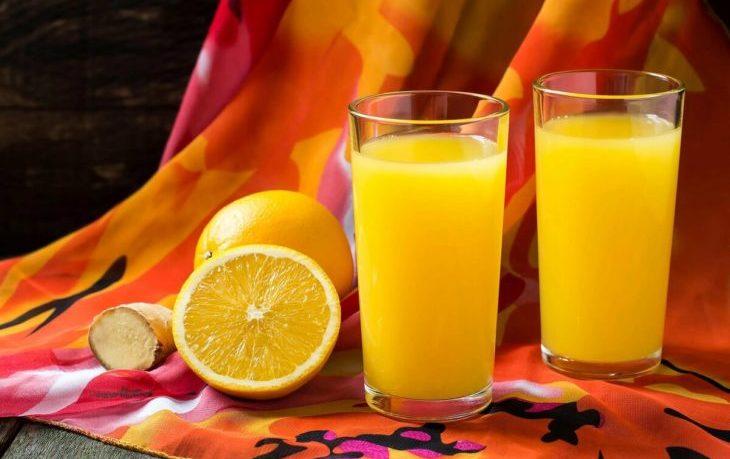 польза свежевыжатого апельсинового сока по утрам