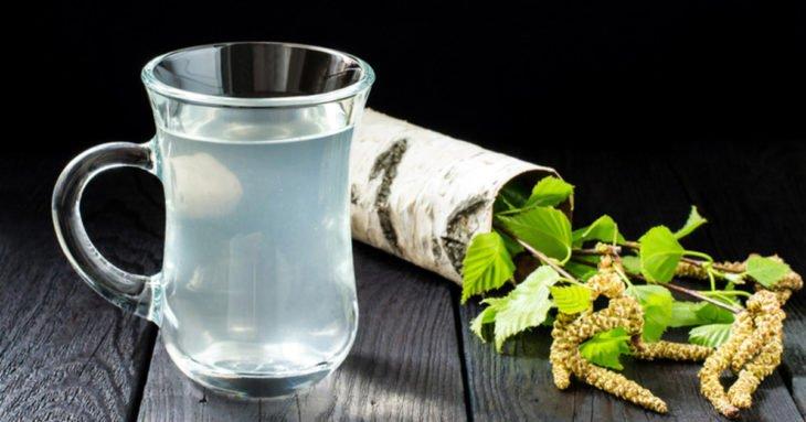березовый сок свойства и польза и вред