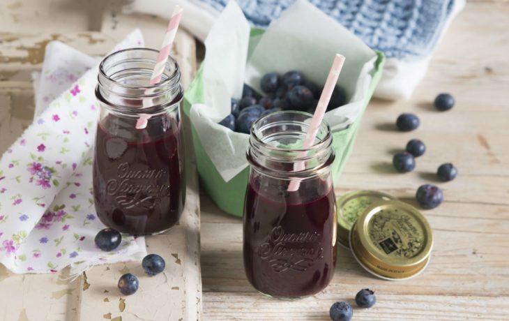 черничный сок польза и вред