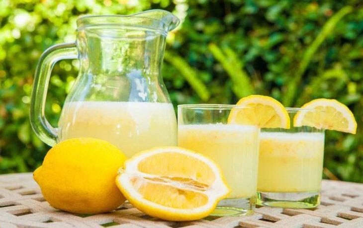 лимонный сок польза и вред для организма