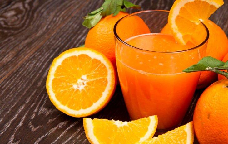 свежевыжатый апельсиновый сок польза и вред