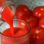 Польза и вред томатного сока домашнего, в пакетах, магазинного на разлив