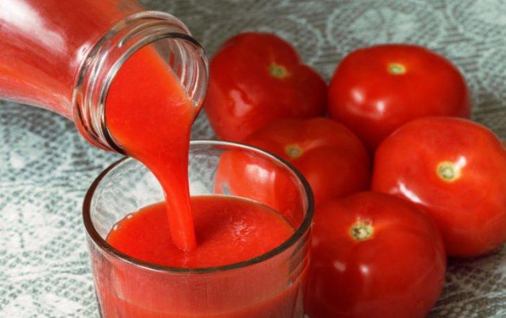 домашний томатный сок польза и вред