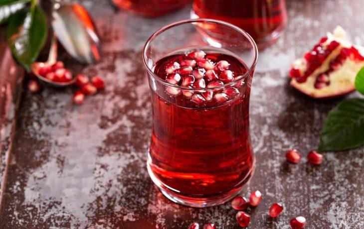 сок гранатовый польза и вред для организма