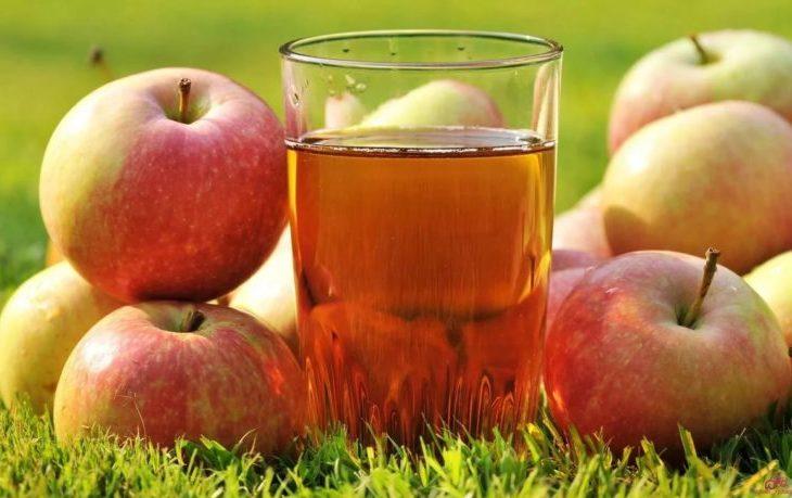 яблочный сок польза и вред для организма