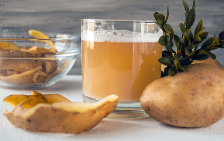 польза картофельного сока для организма человека