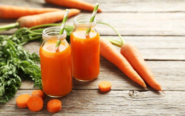 сок морковный польза и вред для организма