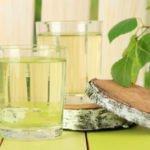 Польза и вред натурального, консервированного, забродившего березового сока
