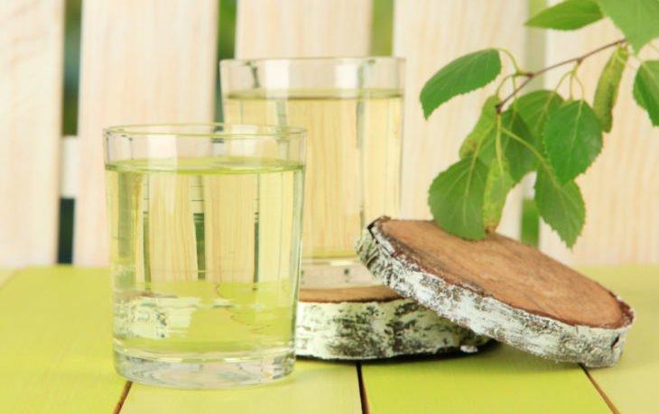 польза березового сока для организма человека натурального