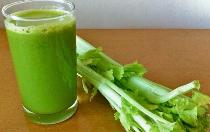 польза сока сельдерея для организма человека