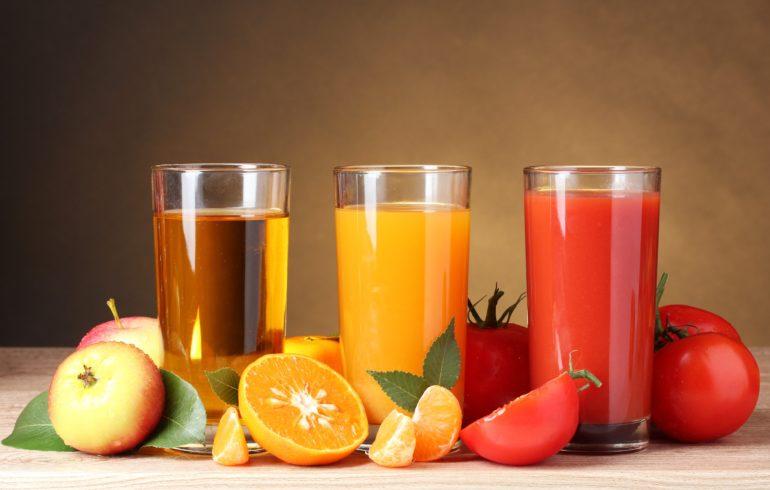 польза соков для организма человека