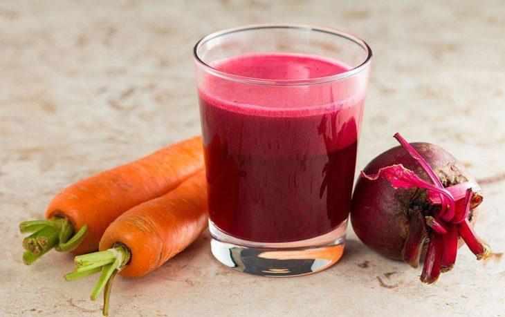 свекольно морковный сок польза и вред
