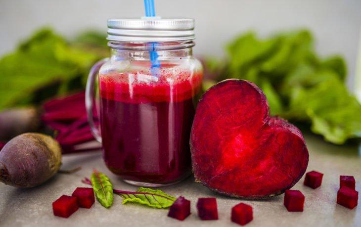 свекольный сок польза и вред для организма