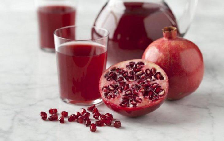 свежевыжатый гранатовый сок польза и вред