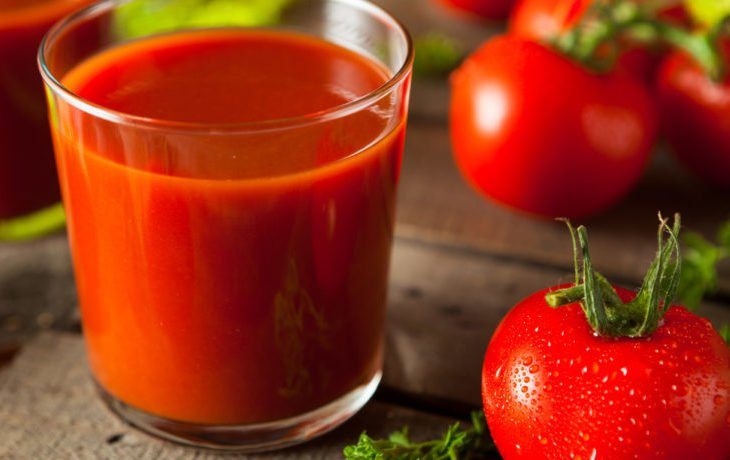 томатный сок польза и вред для организма