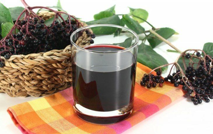 сок черноплодки польза и вред
