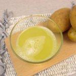 Польза и вред сока из картофеля при диабете, язве, для лица
