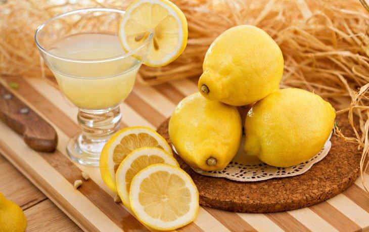 сок лимона польза и вред для организма