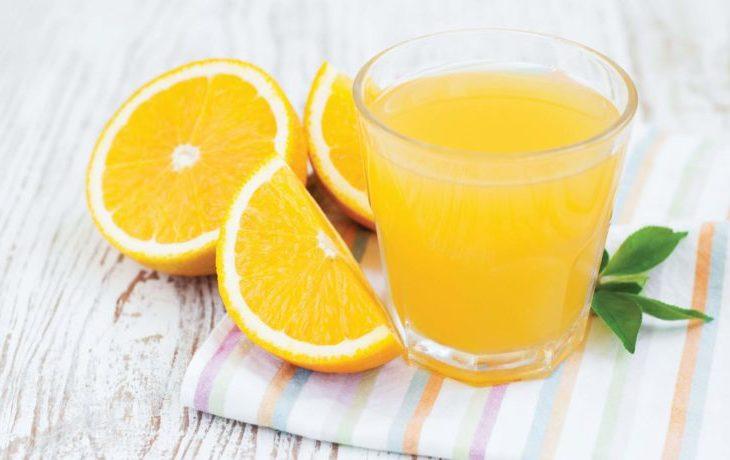 сок апельсина польза и вред