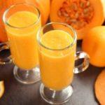 Польза и вред тыквенного сока с апельсином, яблоком, лимоном
