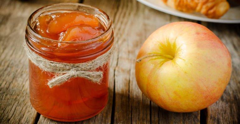 яблочное варенье польза и вред