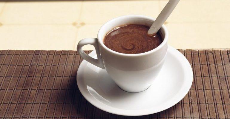 горячий шоколад польза