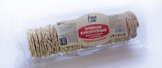 кукурузные хлебцы польза и вред