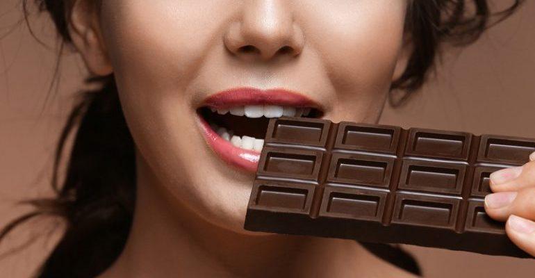 польза и вред горького шоколада для женщин