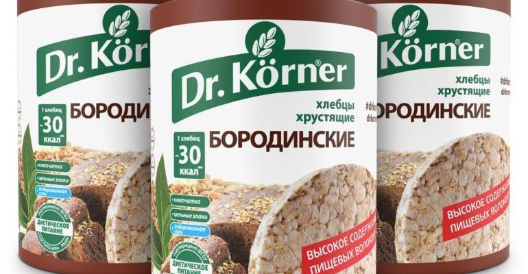 хлебцы dr korner польза и вред
