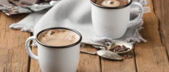 какао по утрам польза