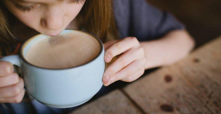 какао для детей польза и вред