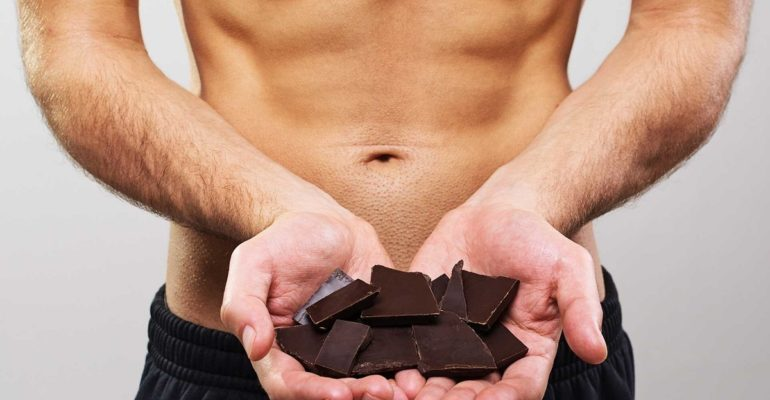 польза темного шоколада для мужчин