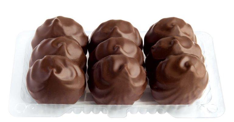 зефир в шоколаде польза и вред