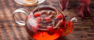 чай из шиповника польза и вред