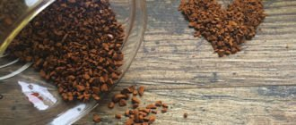 кофе растворимый сублимированный польза и вред