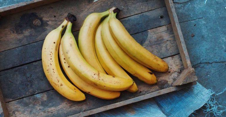 банан польза для желудка