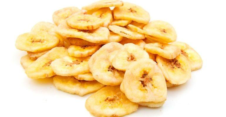 сушеные бананы польза и вред для организма