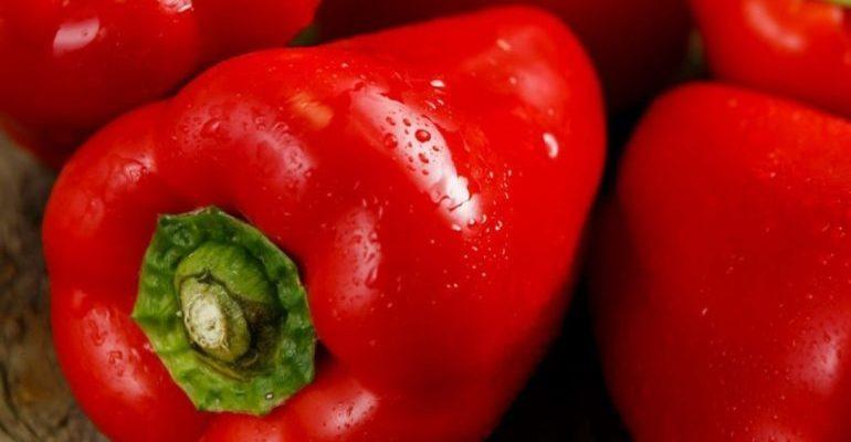 польза болгарского красного перца для организма
