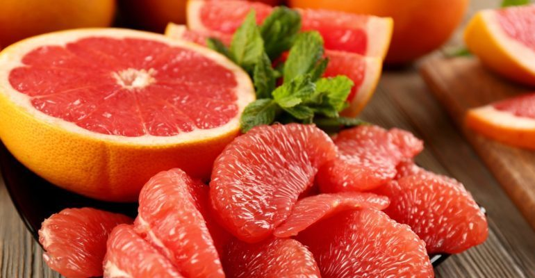какая польза от грейпфрута