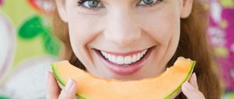 польза дыни для организма женщины