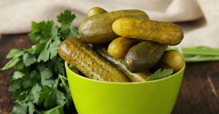 полезные свойства соленых огурцов