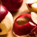 Яблочная кожура: есть или выбрасывать