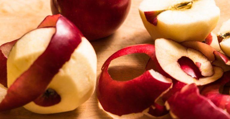 яблочная кожура противопоказания
