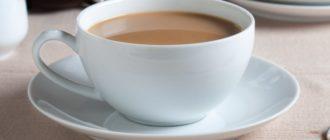 кофе с молоком полезен или вреден