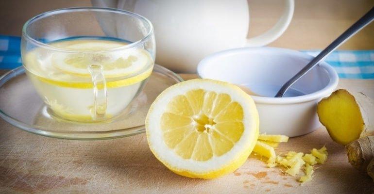 лимон при простуде полезен ли